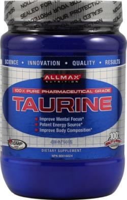 allmax  taurine powder