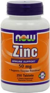 NOW Brand Zinc Gluconate
