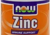 NOW Brand Zinc Gluconate